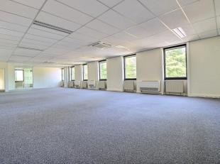 **RECHTSTREEKS VAN EIGENAAR** - GREEN HILL  KANTOREN - 425 m² bruto (373 m² netto) kantoorruimte : 61m² netto op gelijkvloers en 312 m&