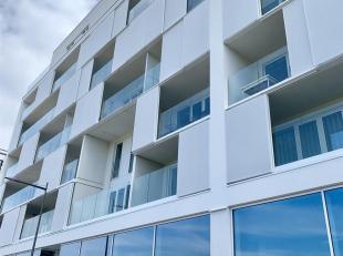 In het gloednieuwe complex City DOX vindt u dit prachtige appartement met twee slaapkamers met een woonkamer die uitkomt op het terras (uitzicht op he