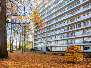 Op een uitstekende locatie in Berchem, rustig en praktisch gelegen, een prachtig tweeslaapkamer appartement op de eerste verdieping van een uiterst ve