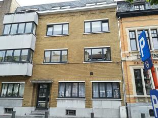 Thonissenlaan 13 bus 7 - Appartement op de 3de verdieping met 1 slaapkamer, kelderberging en gemeenschappelijke stadstuin.  Toplocatie: 500m van het s