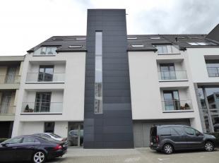 Genk, Bochtlaan 31 bus 21 - Prachtig nieuwbouwappartement met 2 slaapkamers, 2 badkamers, zongericht (overdekt) terras, 2 balkons en 2 autostaanplaats