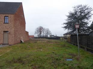 Schurfstraat (lot16) - Bouwgrond voor halfopen bebouwing van 4a 93ca, zeer goed gelegen in een doodlopende straat op 2,5km van het centrum van Genk, 2