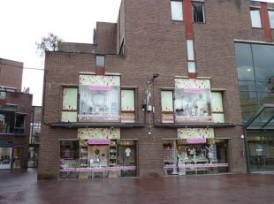 Genk, Rootenstraat 23 bus 10 - De handelsruimte is gelegen aan de buitenzijde van Shopping 2, met zicht naar Shopping 1 en heeft een oppervlakte van 1
