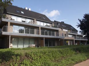 Genk, Loofstraat 2a bus 4 - Prachtig gelijkvloers appartement (94,17m2) met 2 slaapkamers, zuidoostelijk georiënteerd terras (35m2), kelderbergin