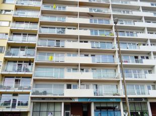 Reinpadstraat 17 bus 18 - Appartement in residentie Van Eyck met 3 slaapkamers, garage, kelder, terras en balkon. <br /> <br /> Op de zevende verdiepi