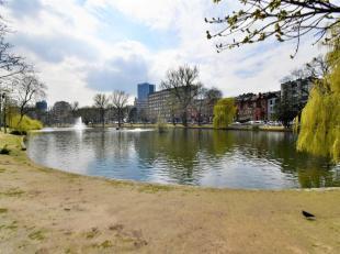 Appartement 2 chambres d'une surface habitable de +/-85m² situé Place Flagey au cur d'Ixelles - à proximité des commerces, d