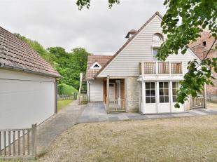 Venez découvrir cette maison MI CASA construite en 2003 sur les hauteurs de Huldenberg - situé dans un quartier calme et verdoyant &agra