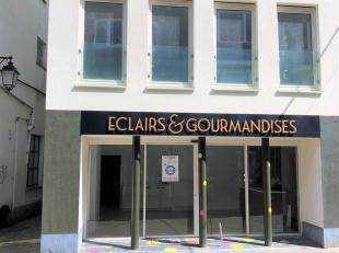 Appartement nouvelle construction avec ascenseur dans un immeuble à petit échelle en plein centre de Wavre à deux pas des magasin