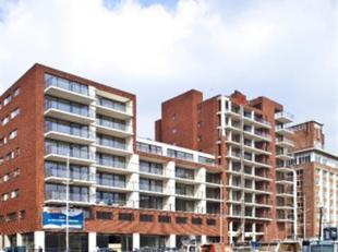 Clintimmo propose cet agréable studio de +/-40m² dans le complexe Hungaria sur le canal de Louvain - idéalement situé &agrav