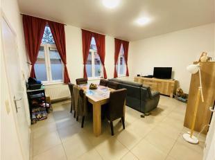 Superbe appartement en duplex comprenant au rez-de-chaussée,  un Hall d'entrée (6 m²), salon (25 m²), cuisine équip&eac