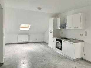 Superbe Appartement neuf comprenant un hall d'entrée, buanderie, grand living spacieux avec cuisine équipée neuve, 3 chambres, sa