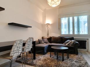 En plein coeur du quartier Européen, à l'angle de la rue Belliard et de la rue d'Arlon, beau studio entièrement rénov&eacu