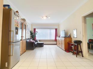Bel appartement de 87m² situé rez-de-chaussée d'un immeuble de 3 étages (7 appartements / 5 propriétaires occupants)