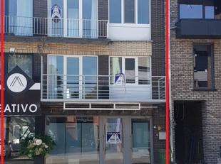 Wil je in het nieuwe hart van Genk genieten van een volledig gerenoveerd appartement met handelsruimte? Dan is snel wezen de boodschap want dit is de