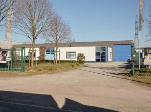 Het gebouw is gelegen in de industriezone Genk-Zuid.Het pand is dichtbij de verbindingswegen E313 en E314 gelegen. Het is gebouwd in 1999 en bevindt z