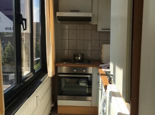 Het appartement is gelegen in het centrum van Genk en bevindt zich op de 5de verdieping.Met een bewoonbare oppervlakte van ca. 52 m², is het appa