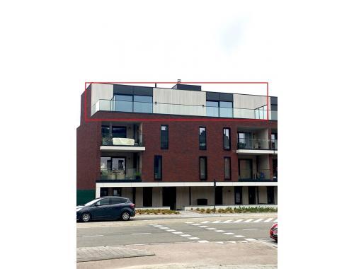 Penthouse te huur in Genk, € 1.200