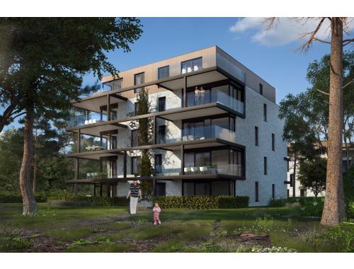 Appartement te koop in Genk, € 252.554