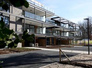 Dit prachtig nieuwbouwappartement is gelegen op het gelijkvloers, in Residentie 'Franse Bos' nabij het centrum van Genk.Franse Bos is met zijn unieke
