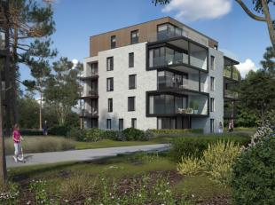 Residentie De Franse BosHet project De Franse Bos in Genk is met zijn unieke bouwvorm en inplanting bijzonder vernieuwend. Het totale domein is 3 hect