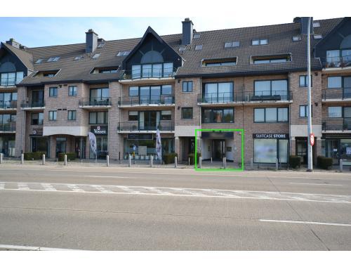 Rez-de-chaussée commercial à vendre à Hasselt