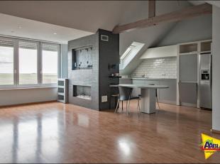 Degelijk gelijkvloers handelspand van 100m² met kelder-garage, incl. bijhorend appartement en studio.Bekijk zeker ook de filmopname met drone en