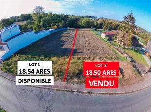 Grond te koop                     in 6031 Monceau-sur-Sambre