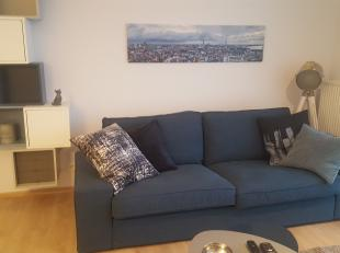 Beautifully furnished flat, on the 5thfloor of a brand new building, near the highway and only 5 minutes away from the Port of Antwerp. Public transpo