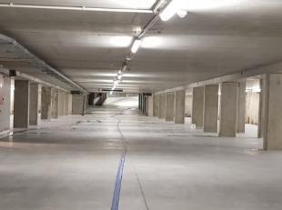 Ondergrondse parkeerplaats