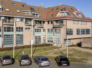 Dit appartement is gelegen op de 3de verdieping van residentie Beethoven in het centrum van Lanaken. Het appartement van 173m² is voorzien van 2