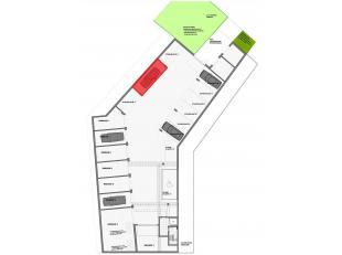 Deze autostandplaats (nr. 2) is gelegen in de ondergrondse garage van Residentie Pierre-Henri, een nieuw gebouw te midden van het centrum van Genk!