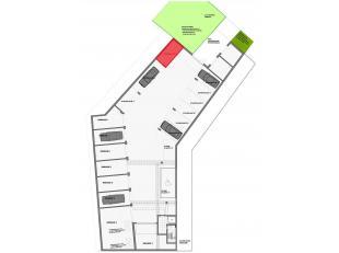Deze autostandplaats (nr. 3) is gelegen in de ondergrondse garage van Residentie Pierre-Henri, een nieuw gebouw te midden van het centrum van Genk!