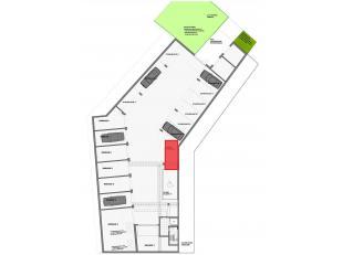 Deze autostandplaats (nr. 10) is gelegen in de ondergrondse garage van Residentie Pierre-Henri, een nieuw gebouw te midden van het centrum van Genk!