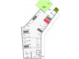Deze autostandplaats (nr. 5) is gelegen in de ondergrondse garage van Residentie Pierre-Henri, een nieuw gebouw te midden van het centrum van Genk!
