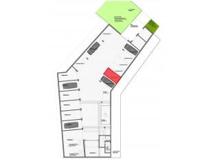 Deze autostandplaats (nr. 8) is gelegen in de ondergrondse garage van Residentie Pierre-Henri, een nieuw gebouw te midden van het centrum van Genk!