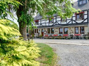 Honesty vous propose cette propriété de charme en plein cur de Mirwart, lun des plus beaux villages de Wallonie situé entre Bruxe