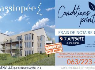 Appartement à vendre                     à 6820 Florenville