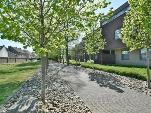 """In het historische dorpje Oud-Rekem situeert zich deze recente, onder strakke architectuur gebouwde """"Residentie Park Oud Rekem Fase 2"""" in een eeuwenou"""