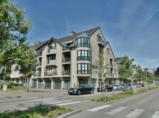 Dit riante duplex-appartement van maar liefst 182 m² is gelegen in een kleinschalig appartementencomplex op de hoek van het Molenweideplein in La