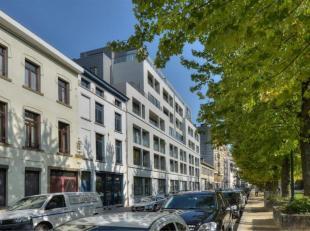 Brussels Centre / Proximity Theatre Royal Flamand. Mooi appartement bestaande uit een hal, toilet, woonkamer, volledig uitgeruste keuken usa, twee sla