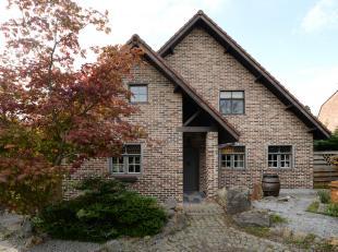 Maison à vendre                     à 3670 Meeuwen-Gruitrode
