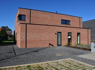 Moderne nieuwbouwwoning te huur in een nieuwe omgeving, op wandelafstand van het nationaal park Hoge Kempen, met zijn uitgestrekte wandel- en fietspad
