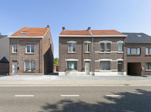 Deze half-open woning, gelegen aan de Maaseikerbaan 22 in Genk, beschikt over een perfecte bereikbaarheid. Met de handelscentra van Genk en As op beid