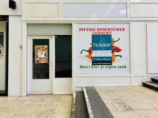 Handelspand te koop in Genk centrum