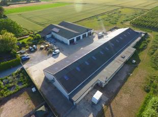 Investeringsvastgoed gelegen op een ideale locatie te Vroenhoven. Dit is gelegen achter een woonhuis maar betreft een aparte verkaveling bestaande uit