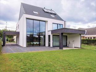 Deze prachtige moderne woning is gebouwd in het jaar 2015!<br /> Voorzien van alle nodige comfort en luxe.<br /> <br /> => Praktisch ingedeelde gel