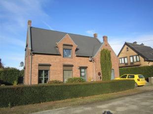 Te huur, Vrijstaande woning in een rustige wijk van Maasmechelen kortbij de Mechelse heide.<br /> Bij het binnenkomen van deze woning komen we terecht