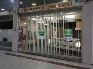 """Te huur, handelspanden liggen in het """"Maasland Shoppingcenter"""" te Maasmechelen-centrum en zijn daarmee de ideale locatie voor bijvoorbeeld een winkel,"""