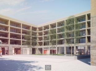 De Schilden is een nieuw project dat gerealiseerd wordt in het centrum van Antwerpen. Het project omvat een C-vormig gebouw met op de begane grond de