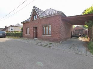 Maison 4-facades avec 3 chambres à coucher située près du centre d'Haasrode, zone industrielle, E40,...<br /> <br /> Rez-de-chaus